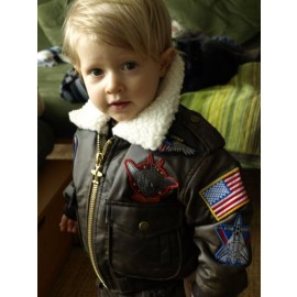 Kinderjacke Top Gun