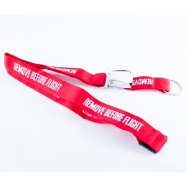 Schlüsselband Remove Before Flight""""