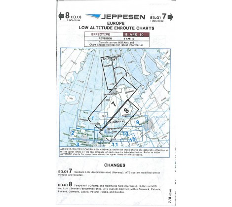 IFR Chart 7/8 - Pilotstore at