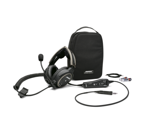Bose Headset A20 Helikopter ohne Bluetooth