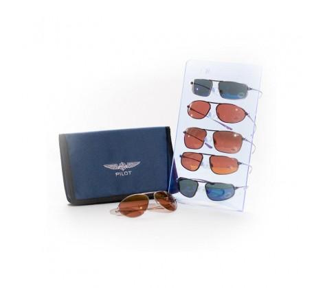 Bigatmo Sonnenbrille  + GRATIS Dokubag