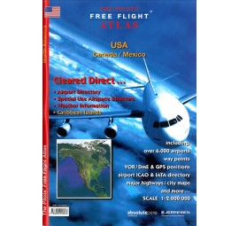The Pilot's Free Atlas USA, Canada/Mexico