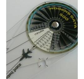 Navigationszirkel RogersData 500