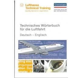 Technisches Wörterbuch für die Luftfahrt Deutsch-Englisch