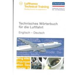 Technisches Wörterbuch für die Luftfahrt Englisch-Deutsch