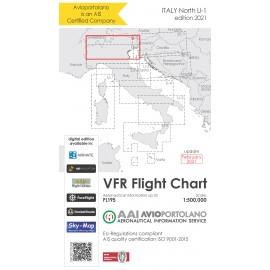 VFR Karte Italien LI1