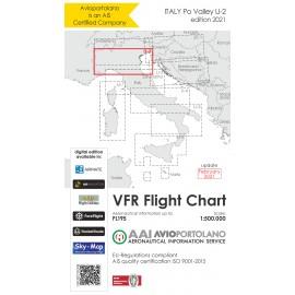 VFR Karte Italien LI2