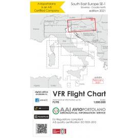 VFR Karte SE1
