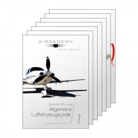 Advanced PPL Guide komplette Serie Print + Ebook