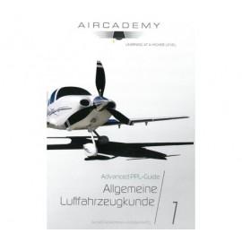 Advanced PPL Guide Allgemeine Luftfahrzeugkunde Print