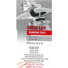 Check List Diamond DA42