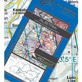 Sichtflugkarte Rogers Data Österreich 2020