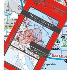 Sichtflugkarte Rogers Data Italien Zentrum 2020