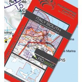 Sichtflugkarte Rogers Data Italien Süd 2020