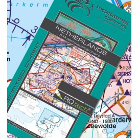 Sichtflugkarte Rogers Data Niederlande 2020