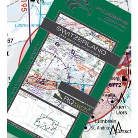 Sichtflugkarte Rogers Data Schweiz 2020