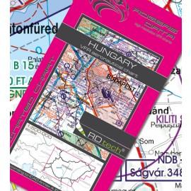 Sichtflugkarte Rogers Data Ungarn 2020