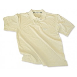 PILOT Polo-Shirt beige