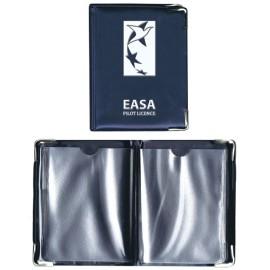 EASA Pilot Licence Cover blue