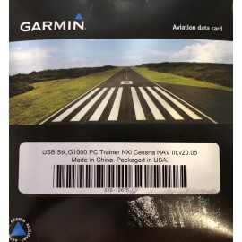 Garmin 1000 PC Trainer