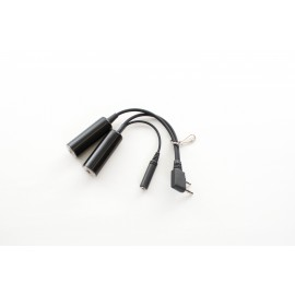 ICOM Headset Adapter Kabel