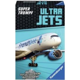 Kartenspiel Supertrumpf - Ultra Jets