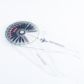 Navigationszirkel RogersData 200
