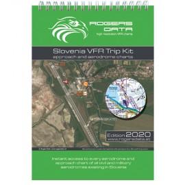 Rogers Data VFR Trip Kit Slowenien 2020