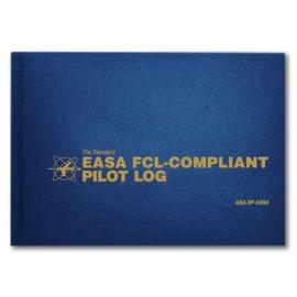 Flugbuch EASA FCL Compliant Pilot Log