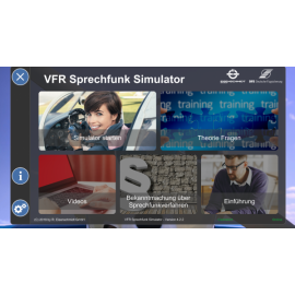 VFR Sprechfunksimulator Version 5.x