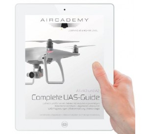 Complete UAS-Guide iPad & Desktop App - Aircademy